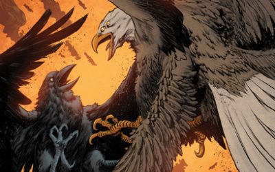 The Jötunn War Issue Two LIVE on Kickstarter